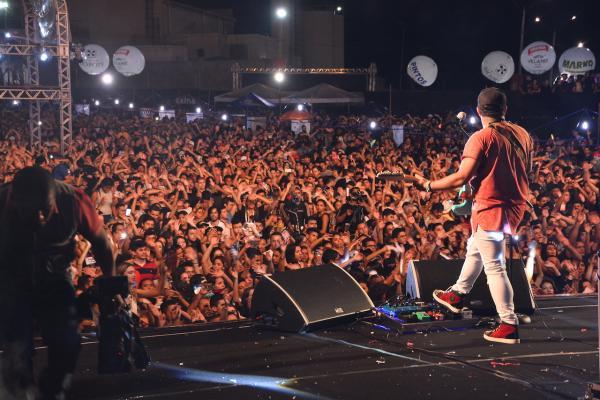 Matheus e Kauan no Villa Mix Festival em Teresina Piauí