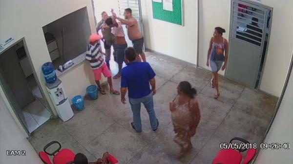 Em Monsenhor Gil, Suspeito Se Esconde Na Câmara Para Não Ser Linchado Após Tentativa De Estupro