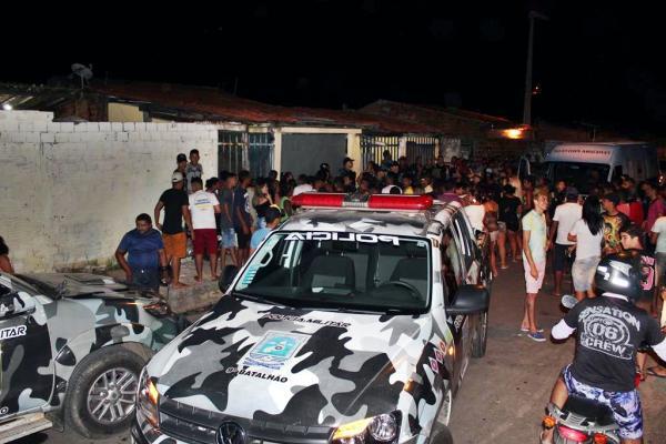 Em Teresina: dono de casa de show é preso e 60 menores são conduzidos