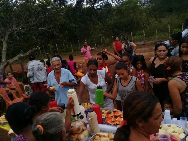 Festejo do Povoado 'JACARÉ' em louvor a Nossa Senhora de Fátima