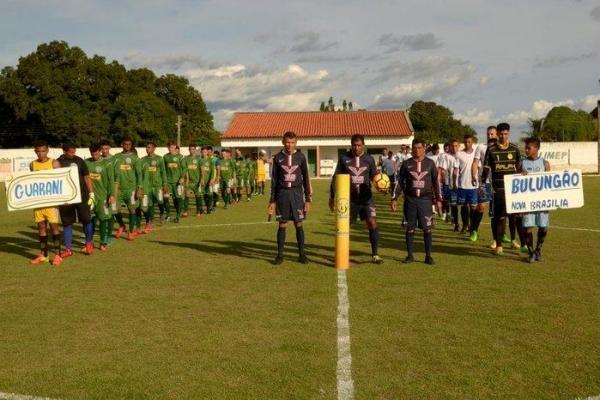 Esporte de Água Branca realizou a abertura do campeonato de futebol 2018