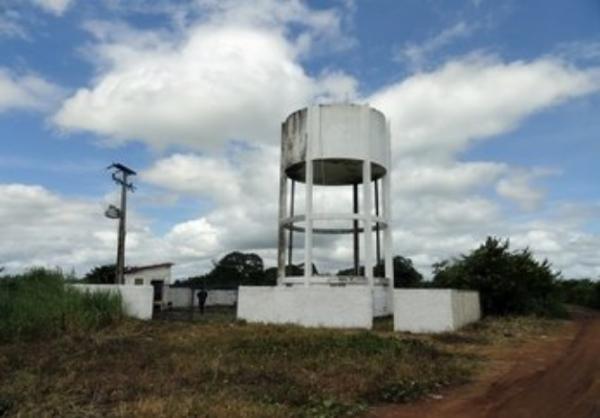 Agespisa reforma reservatório e melhora abastecimento em Agricolândia
