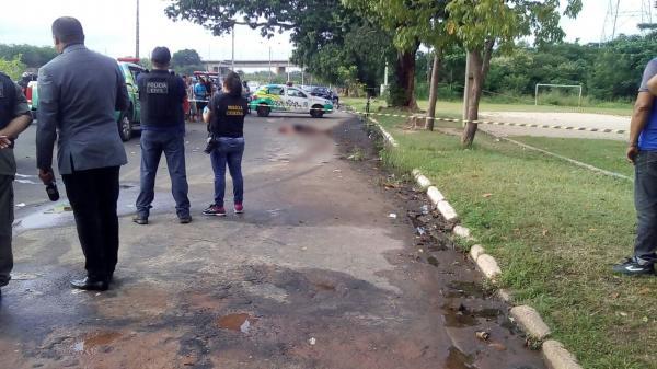 Mulher é encontrada morta na Avenida Maranhão em Teresina