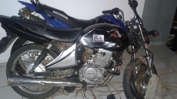 Duas pessoas morrem em colisão entre motocicletas na PI entre São Felix e São Miguel a Baixa Grande
