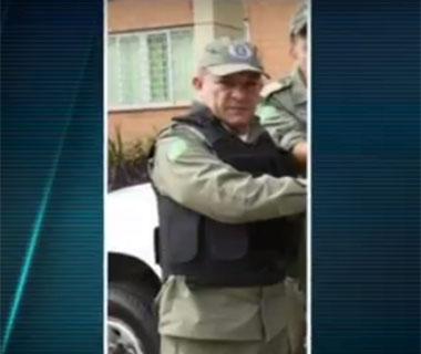 Policial militar suspeito de agressão reage a prisão no interior do PI