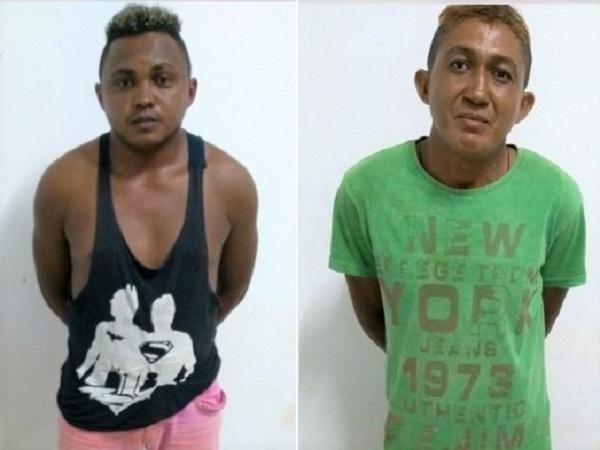 Força Tática prende Homens suspeitos de roubo e receptação de motocicletas nas cidades de Regeneração e  Angical do Piauí.