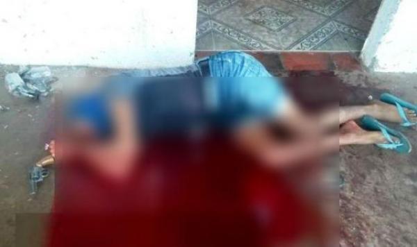 Homem é morto por Policial  durante tentativa de assalto na zona Rural de Nazária