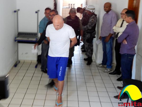 Acusado de chacina em São Miguel é condenado a 112 anos de prisão