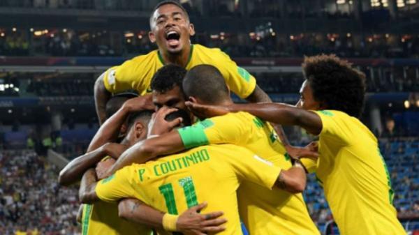Brasil vence Sérvia e agora se prepara para as oitavas