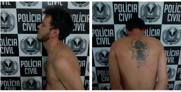 Suspeito de assaltar banco em Amarante do Piauí é preso em shopping de Teresina