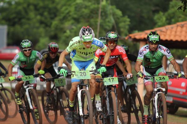 O campeonato reuniu mais de 300 atletas de todo o país em três dias de provas em Teresina.
