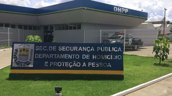 fugitivo da Delegacia de Polícia Civil de Água Branca é morto a tiros dentro da casa da sogra na zona Sul de Teresina