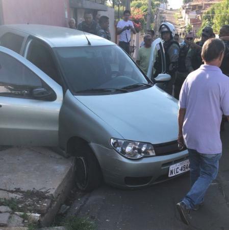 Homem é assassinado durante perseguição da PM na zona Sul de Teresina