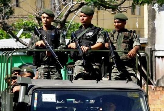 114 municípios piauienses vão receber tropas federais para as eleições