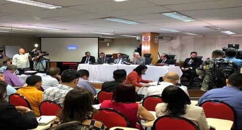 TRE-PI fecha acordo para garantir segurança das urnas eletrônicas