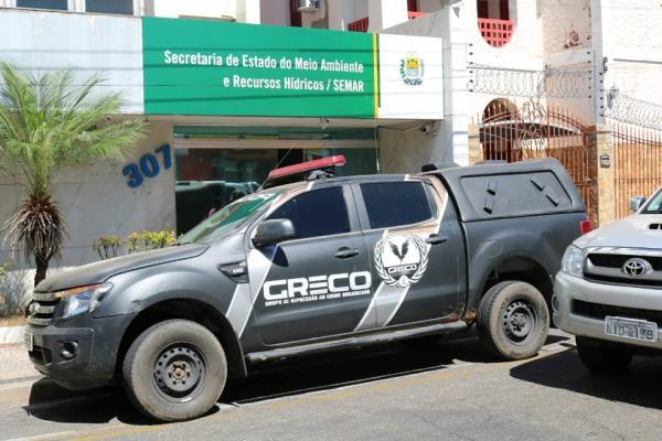 Operação Natureza prende superintendente da Semar, auditores e empresários por desvio de mais de R$ 3 milhões