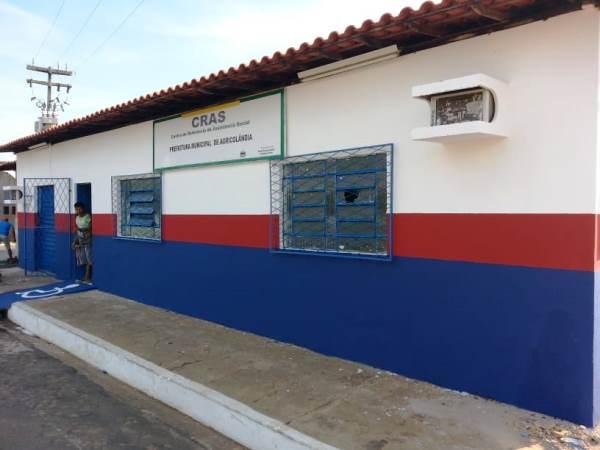 Em Agricolândia CRAS passa por reforma mesmo com as dificuldades financeiras