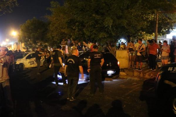 Dono de lava-jato é morto a tiros e um suspeito é preso na Zona Sul de Teresina; dois fugiram