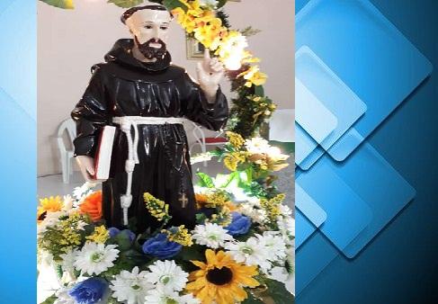 Abertura do Festejo de São Francisco das Chagas em Hugo Napoleão