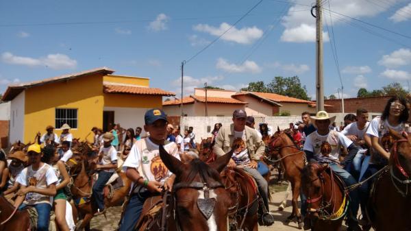 Quarta Cavalgada dos amigos vaqueiros de Hugo Napoleão, Confira a Cobertura!