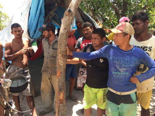 MPT resgata 21 trabalhadores em condição de trabalho degradante