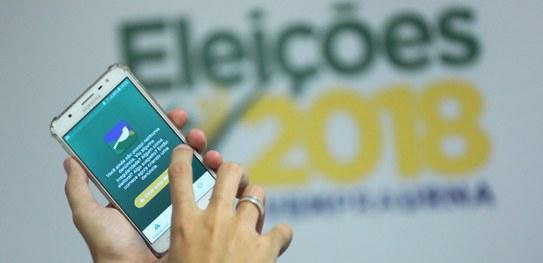 Aplicativo Pardal recebeu quase 500 denúncias no primeiro turno no Piauí