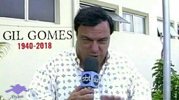 Jornalista e radialista Gil Gomes morre aos 78 anos em São Paulo
