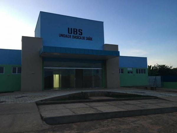 Inauguração Da UBS De Barro Duro Que Recebeu Nome Maria Idalia Sousa Furtado