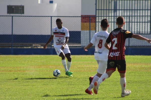 River vence Moto Club na estreia da Copa do Nordeste sub-20