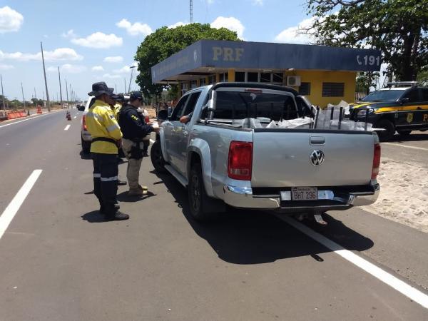 Operação Dia do Piauí registra duas mortes e 500 autuações nas rodovias federais