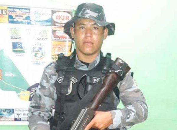 Soldado da Força Tática é morto com tiro no peito durante assalto em Corrente (PI)