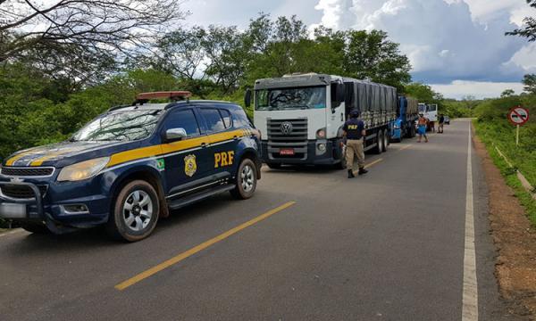 Operação Finados da PRF-PI já registrou 13 acidentes e uma morte