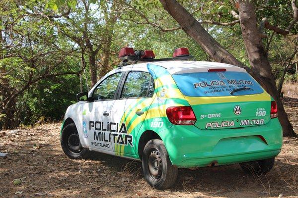 Em Curralinhos: Casal de gêmeos recém-nascidos é encontrado morto em matagal