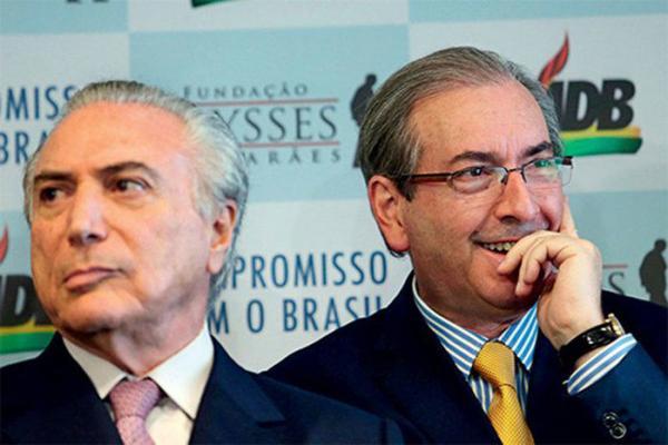 Dono da JBS diz que Temer deu aval para compra do silêncio de Cunha