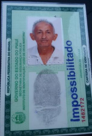 Idoso que estava desaparecido é encontrado morto em Lagoinha do Piauí