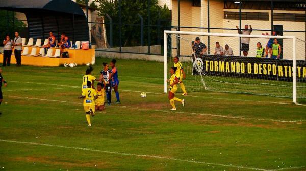 Com placar magro,Tiradentes-PI vence Duque de Caxias na 2ª rodada da Série A2