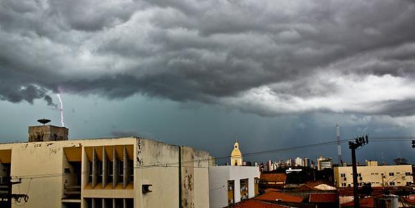 Piauí tem previsão de chuvas fortes neste final de semana