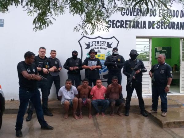 Operação Patrimonium II: condenado a 46 anos é preso em Teresina
