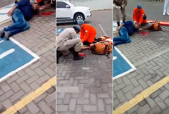 Homem é baleado na boca após reagir a assalto no bairro Ilhotas em Teresina