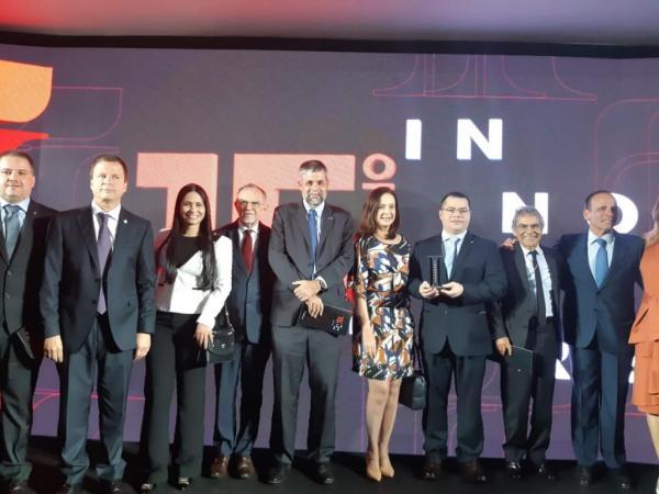 Projeto do MPC-PI de combate à corrupção ganha Prêmio Innovare 2018