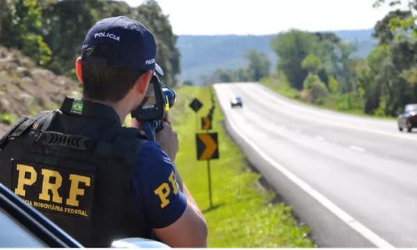PRF alerta para três mortes e mais de 300 autuações em quatro dias