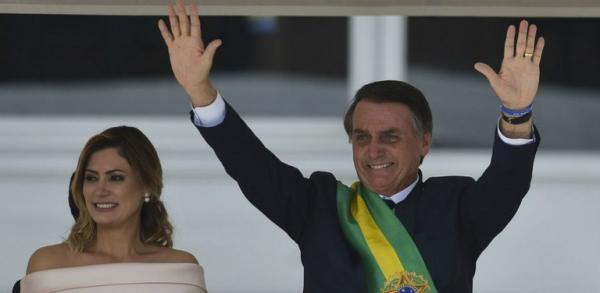 Presidente Bolsonaro promete