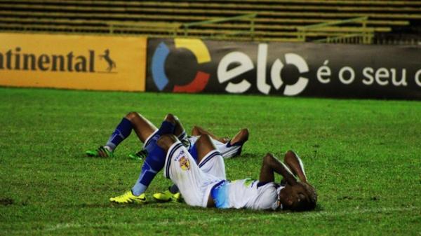 Parnahyba sofre nova goleada e está eliminado Copa São Paulo de Futebol Júnior