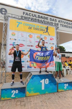 Atletas de Água Branca conquistam o 2º e 3º lugar na 7ª Corrida de Reis de Teresina; Veja fotos