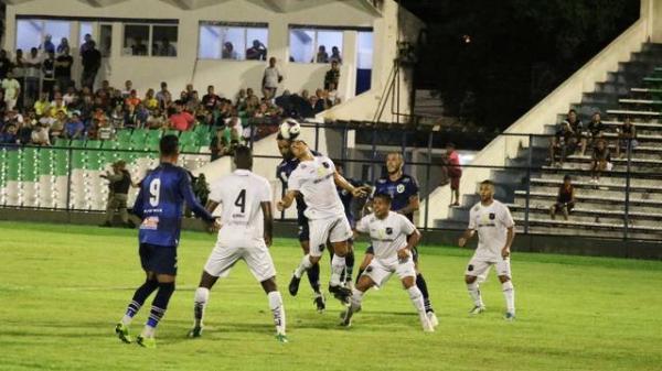 Altos e ABC empatam pela segunda rodada da Copa do Nordeste