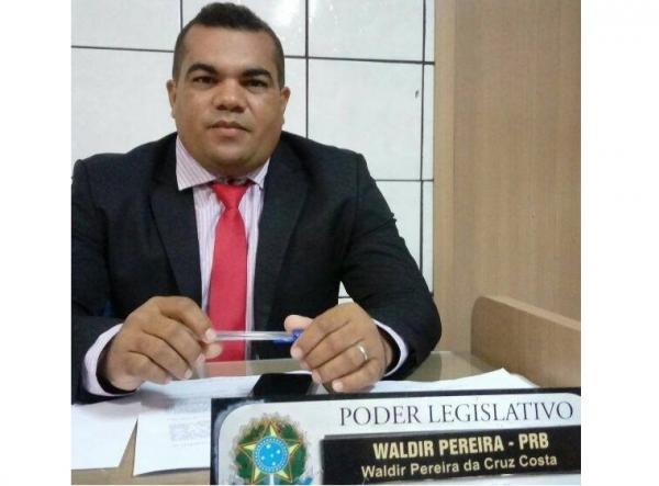 Agricolândia | Vereador apresenta requerimento solicitando Casa de Apoio para o povo do município em Teresina