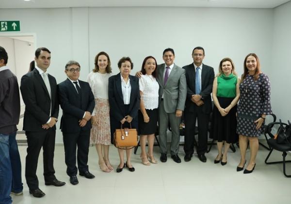 Ministério Público inaugura sede própria em Água Branca  (PI)