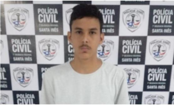 Na operação Crack de Bola: Suspeito de homicídio em Água Branca (PI) é preso no Maranhão