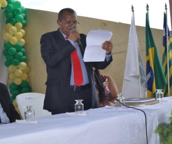 Resultado de imagem para vereador Antônio José de Abreu (PT), o Zé Abreu Miguel Leão PI