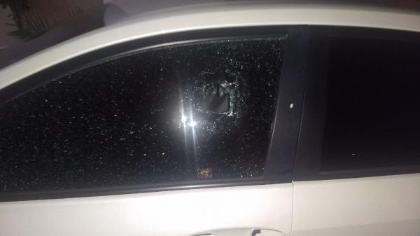 Esposa de coronel é baleada em tentativa de assalto em Teresina
